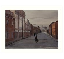 Days Gone By Art Print