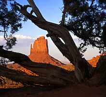 Monument Valley #7 by Mike Norton