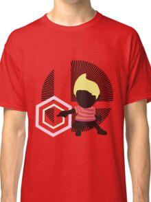 Lucas (Down Taunt) - Sunset Shores Classic T-Shirt