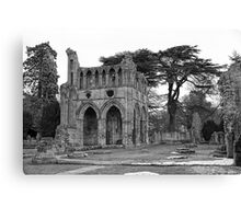 The Presbytery Canvas Print