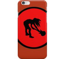 Band Music - Guitar smashing - RED iPhone Case/Skin
