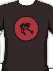 Band Music - Guitar smashing - RED T-Shirt