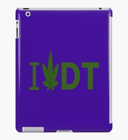I Love DT iPad Case/Skin