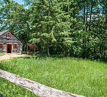 The Little Farm House  by Rebecca Bryson