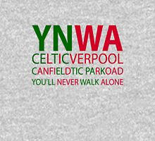 Liverpool-Celtic You'll Never Walk Alone Unisex T-Shirt