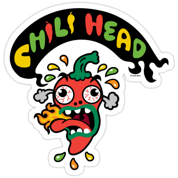 Chili Head    by Andi Bird