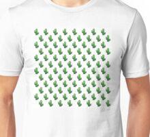 Cactus emoji land Unisex T-Shirt