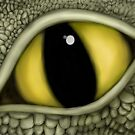 Dragon's Eye - Experiment - Original by Sybille Sterk
