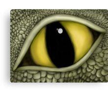 Dragon's Eye - Experiment - Original Canvas Print