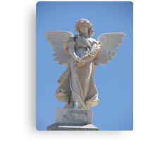 Memorial Angel Canvas Print
