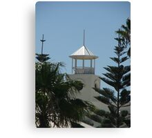 Pine Tower Lookout Canvas Print