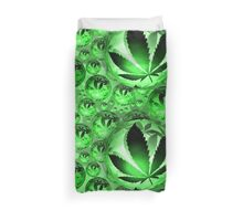 The Cannabis Bubble Original  Duvet Cover