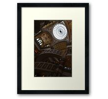Gone Shopping - Forum Shops at Caesars Palace, Las Vegas Framed Print
