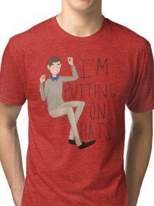 Jared Dunn Tri-blend T-Shirt