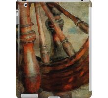 Spinning Wheel iPad Case/Skin