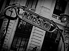 Metro-Nouveau by Vince Russell