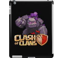 Elite Tanking Troop - COC iPad Case/Skin
