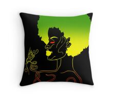 Light Matters Throw Pillow