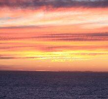 West Coast Sunset by Stephen Horton