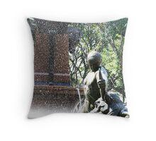 Hyde Park Sydney Throw Pillow
