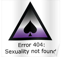 Error 404: Sexuality Not Found Poster