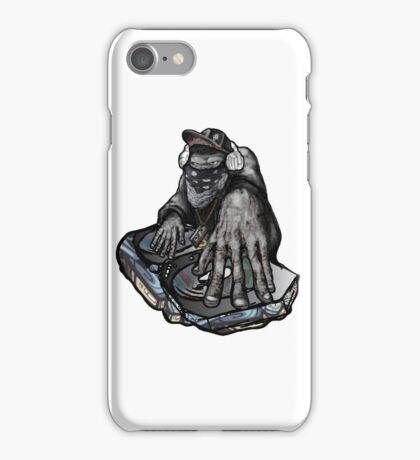 """""""Play that Silverback"""" iPhone Case/Skin"""