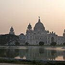 Victoria  Memorial, Calcutta, India by Braedene