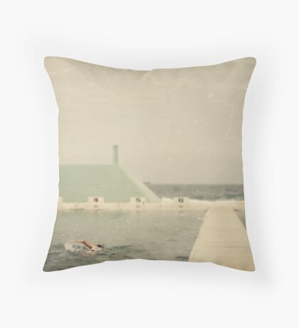 This Is Yesterday Throw Pillow