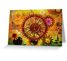 Summer Solstice 2015 Greeting Card