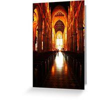 St Mary's Catholic Cathedral, Sydney Greeting Card
