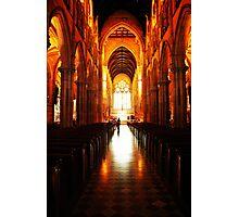 St Mary's Catholic Cathedral, Sydney Photographic Print