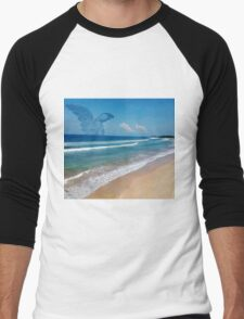 ANGEL BEACH PICTURE,PILLOW,TOTE BAG,TRAVEL MUG,CUPS,SCARF ,ECT... T-Shirt