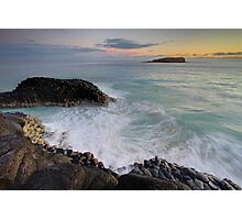 Fingal Head Photographic Print