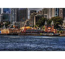 Icons of Sydney - Luna Park Photographic Print