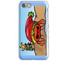 Sandy Claws iPhone Case/Skin