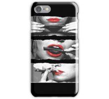 Smoking Sexy  iPhone Case/Skin