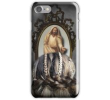 WHO AM I...THAT THE LORD OF ALL THE EARTH... WOULD CARE TO KNOW MY NAME... WOULD CARE TO FEEL MY HURT..PICTURE,CARDS,ECT iPhone Case/Skin