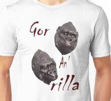 Gor an' rilla Unisex T-Shirt