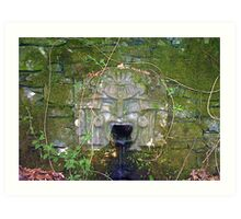Lost in the Lake District Art Print
