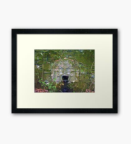Lost in the Lake District Framed Print