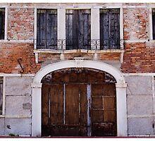 Palazzo Boldu at Lio Piccolo by Paul Weston