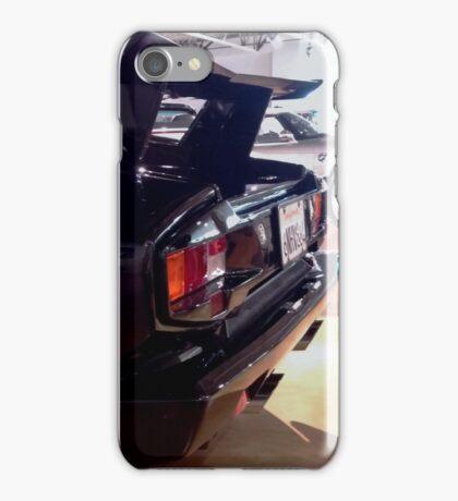 25th Anniversary Countach Rear iPhone Case/Skin