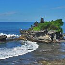 Tanah Lot by Adri  Padmos