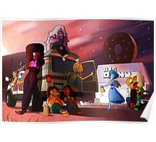 Steven Universe - Today Was a Good Day Poster