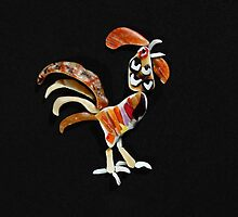 The Big Rooster by Simone Lovack
