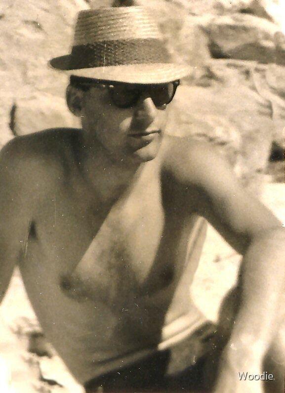 1962 Henley Beach, South Australia by Woodie