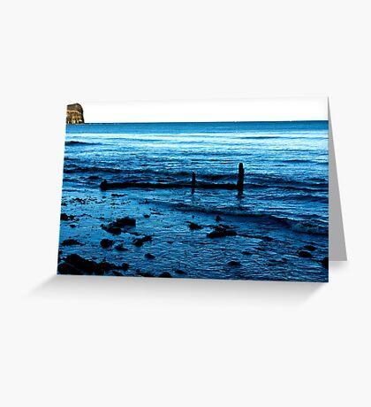 The North Sea Greeting Card