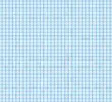 checkered blue by elledeegee