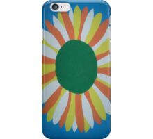 Colorful Sunflower iPhone Case/Skin