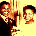 WINNIE & NELSON MANDELA by KEITH  R. WILLIAMS